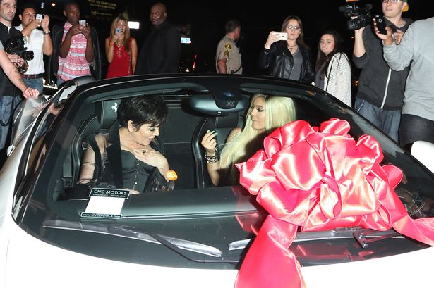 Tyga-Gifts-Kylie-Jenner-with-a-Brand-New-Ferrari-at-Bootsy-Bellows-for-her-18th-birthday-4