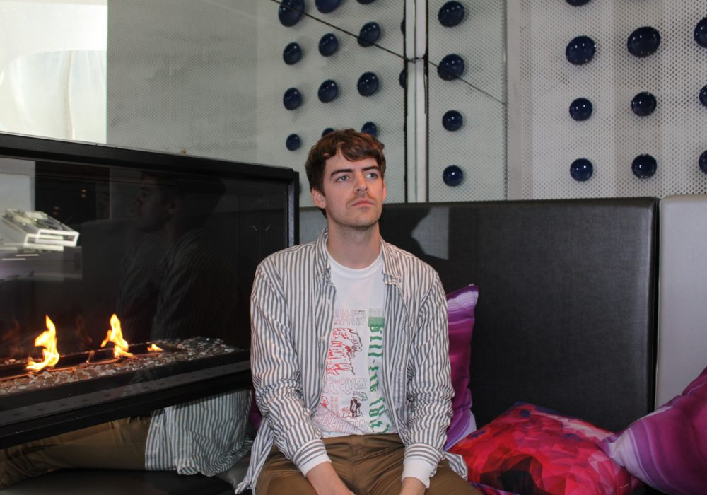 "Ryan Hemsworth sits down with AllBayMusic C.O.O. Don P to talk about his new single ""Hunnid"" ft. E-40 , Yakki - Visits 106 KMEL+ IHeart Radio"