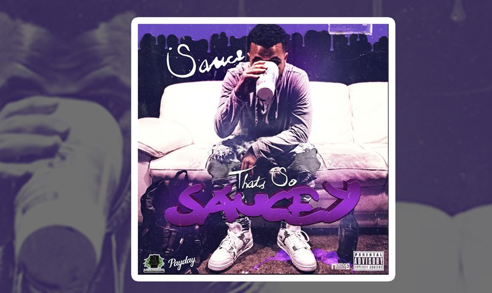 "Concord CA Rapper Saucey releases 6 track ""Thats So Saucey"" EP"