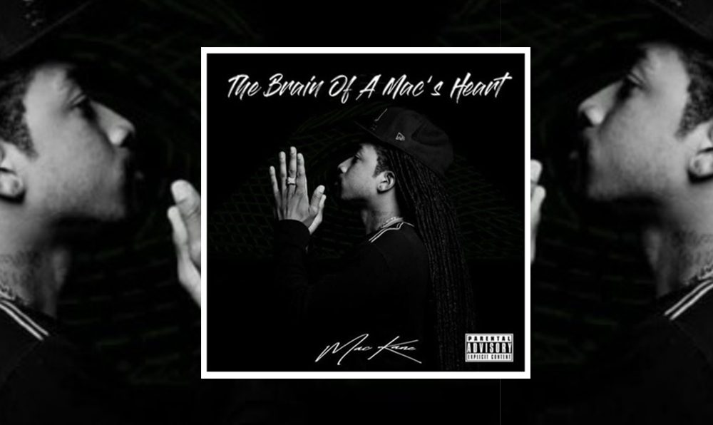 "Mac Kane drops new project ""The Brain of a Mac's Heart"""